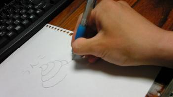 うんこを描く.jpg
